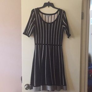 Danny and Nicole heavy sweater dress. Size Medium